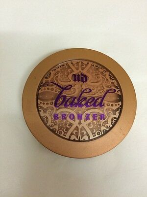 Urban Decay Baked Matte Bronzer Compact-Toasted-7G, Full Size