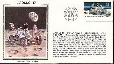 "A22 - USA 1972 ( Cape Canaveral ) - Apollo 17 - "" Lunar Rover """