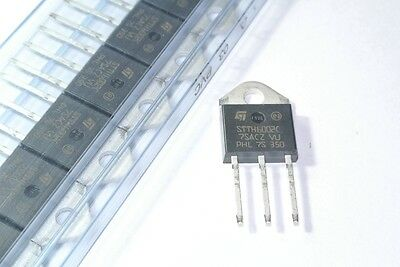 STTH6002C STM DIODE ARRAY GP 200V 30A TO247-3 STTH6002CPI [ 1 pcs ]