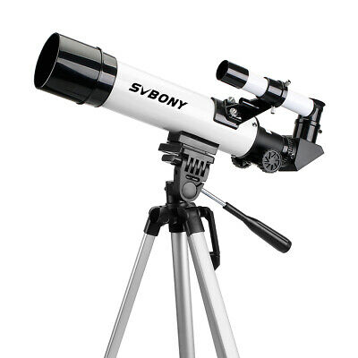 New 60/420mm Space Monocular Astronomy Refractor Telescope + Cell Phone Adapter