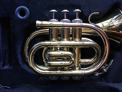 Roy Benson Pocket Trumpet