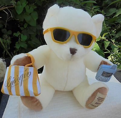 Peluche Doudou Ours Giorgio Berverly Hills  2011 N3656