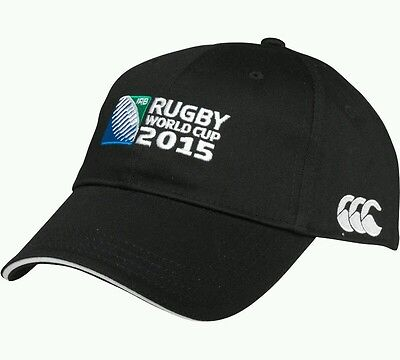 Rugby World Cup 2015 - Canterbury Cap - NAVY - Official Product