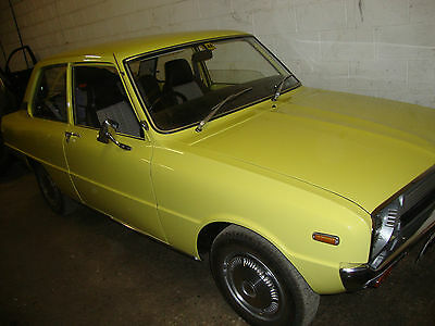 1977 Mazda 1000 Classic + Spare Car Only 1 Of 3 In Uk All Original 22K Time Warp
