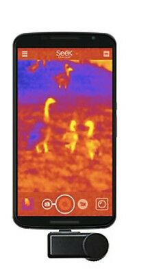 SEEK COMPACT XR THERMAL IMAGE CAMERA - EXTENDED RANGE - Android Micro USB