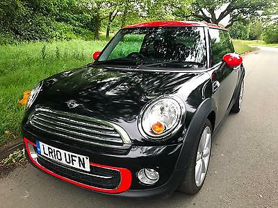 2010 MINI Hatch 1.6 One 3dr individual