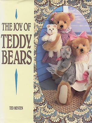 Collectible Teddy Bears - History and Development / Illustrated Book