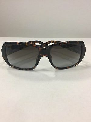 LOUIS VUITTON Obsession Carre Tortoise Shell Sunglasses