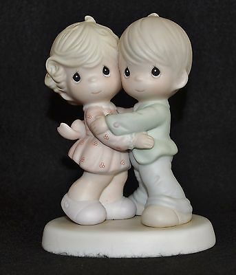 """Precious Moments  """"hug One Another""""  521299 -Butterfly Mark"""