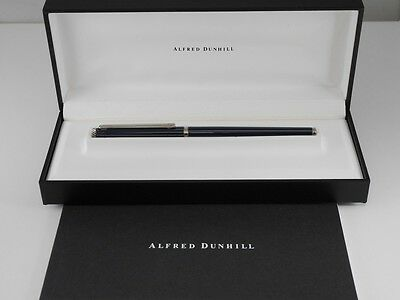dunhill New-Gemline Blue Lacquer ST Rollerball Pen