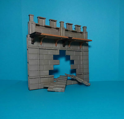 Playmobil Knights/Ritter~ Mauerdurchbruch/Break Away Castle Wall(7288, zu 3666)