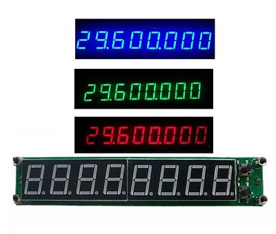 20MHz~2.4GHz RF Signal Frequency Counter Cymometer Tester LED Display 0.1-60MHz