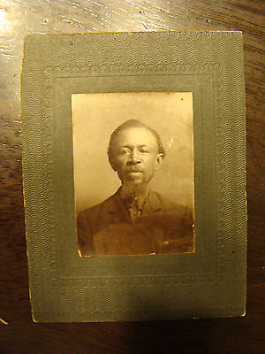 Antique Cabinet Photo African American