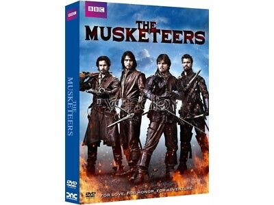 The Musketeers - Stagione 1 Azione Dvd