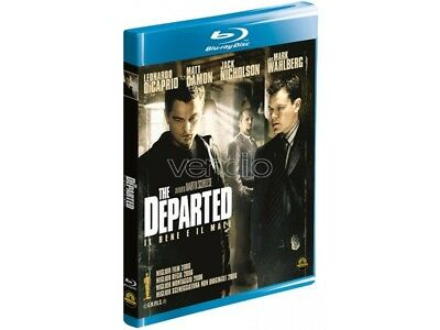 The Departed Thriller - Blu-Ray
