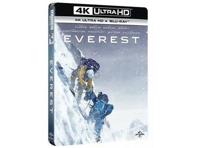Everest 4K Uhd Drammatico - Blu-Ray