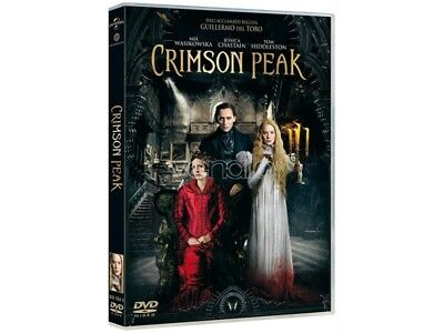 Crimson Peak Horror - Dvd