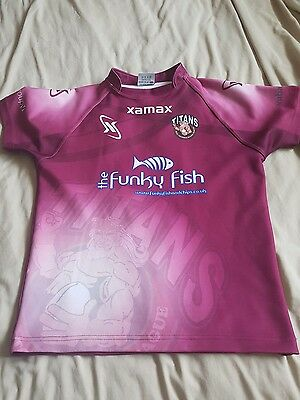 Rare rugby league shirt. Small mens.