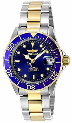 NEW Invicta Men's 8928 Pro Diver Gold Stainless Steel Two-Tone Automatic Watch