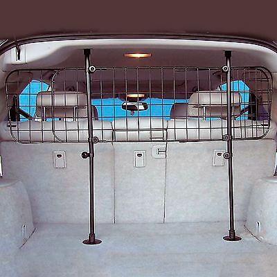 Deluxe Adjustable Tubular Dog Guard// Pet Barrier for FORD MONDEO ESTATE 00-07