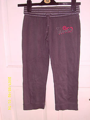 girls jogging bottoms aged 9/10 yrs