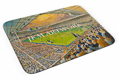 White Hart Lane Stadium Art Mouse Mat - Tottenham Hotspur Football Club