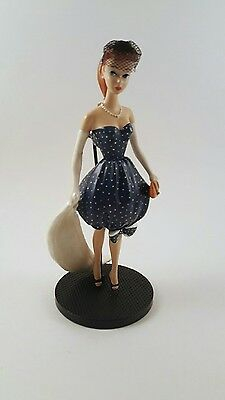 From Barbie with Love Gay Parisienne 1993 Fashion Collection Figurine 353655