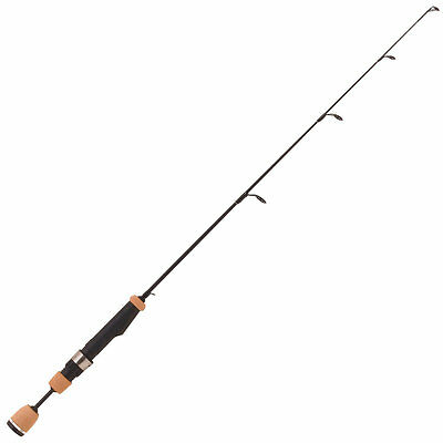 "Clam Dave Genz Split Handle 34"" Heavy 9169 Ice Fishing Rod Lake Trout"