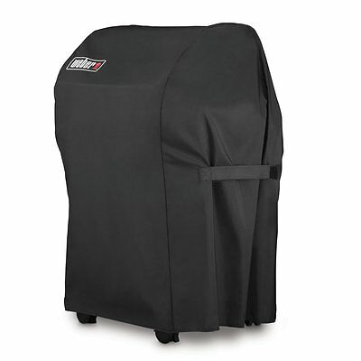 Weber 7105 SPIRIT 200 SERIES BARBECUE GRILL COVER BBQ WITH STORAGE BAG SIDE DOWN