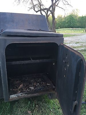 Large commercial smoker