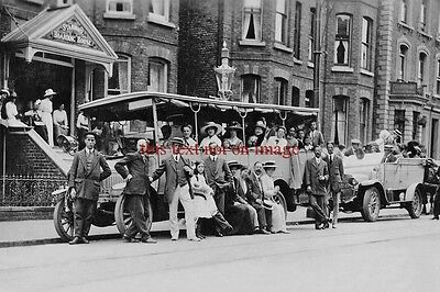 new repro - cliftonville margate charabanc