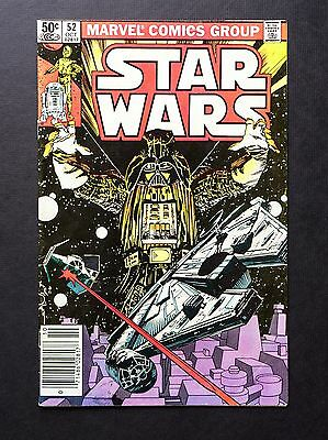 VF+ Star Wars #52 / Classic Cover