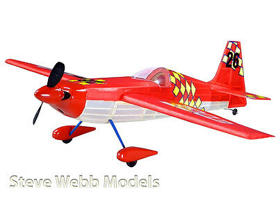 703 LC Guillows Guillow's Edge 540 laser cut Balsa Kit,Flying Scale Model Plane