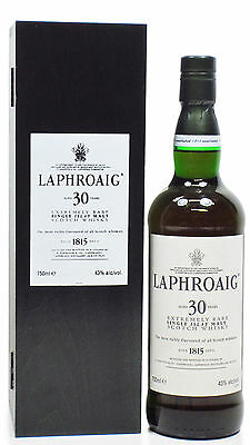 Laphroaig - Extremely Rare Single Islay Malt 30 year old  Whisky