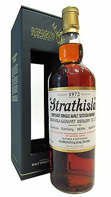 Strathisla - Speyside Single Malt Scotch - 1972 40 year old  Whisky