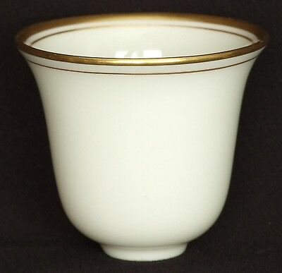 Lenox China Demitasse Insert Liner