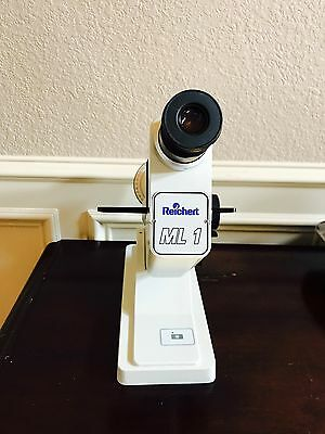 Reichert ML-1 LED Lensometer In Great Condition