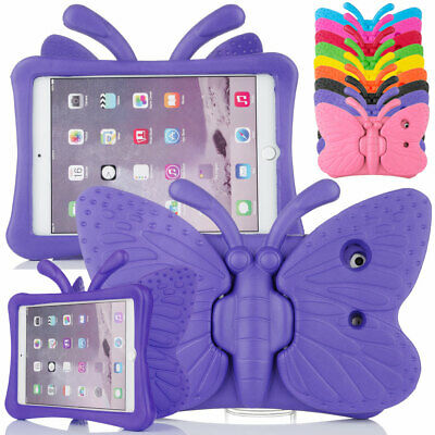 Safe Shockproof Kids EVA Foam Handle Stand Case Cover For iPad 5th Gen 9.7 2017
