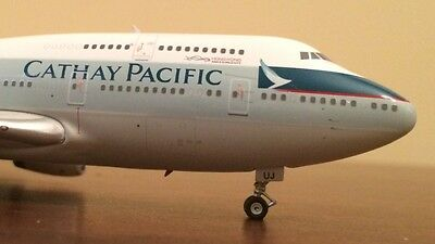 Phoenix 1:400 Cathay pacific Boeing 747-400 Final Flight
