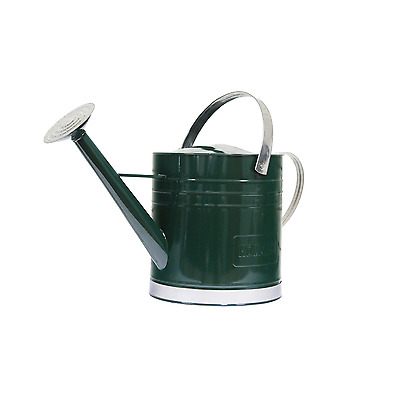 Holman WATERING CAN 9L Easy Balance & Pouring, GREEN FINISHED
