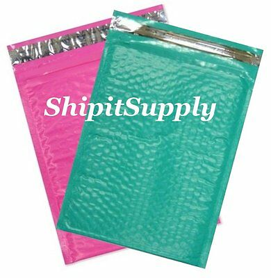 Camo 1-500 #0 6x10 Poly Color Camouflage Poly Bubble Mailers  Fast Shipping