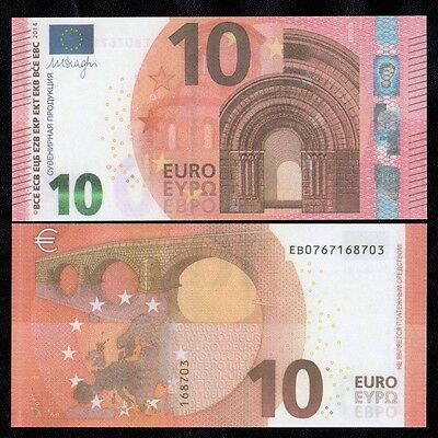 10 Euro 80pcs Paper Money FOR GAME
