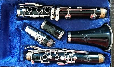 Buffet Clarinet B12 - Fully Serviced