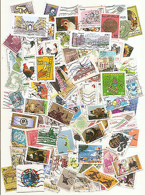 564 Sellos Mundiales World Stamps Usados Ver 9 Imagenes