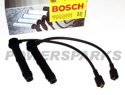 ROVER 25 1.8i 16V 02.00-10.04 BOSCH IGNITION CABLES SPARK HT LEADS B154
