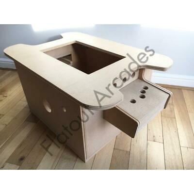 DIY ARCADE COFFEE TABLE 18MM MDF With T MOULDING  SLOT