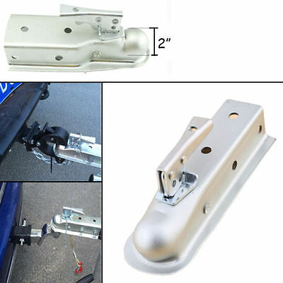 50mm Towball Trailer Parts Pressed Steel Hitch Coupling for Tow Ball Car Trailer