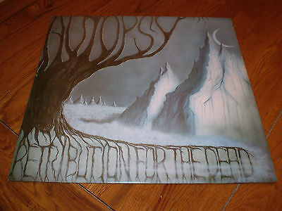 Autopsy retribution for the dead 1st Press 12""