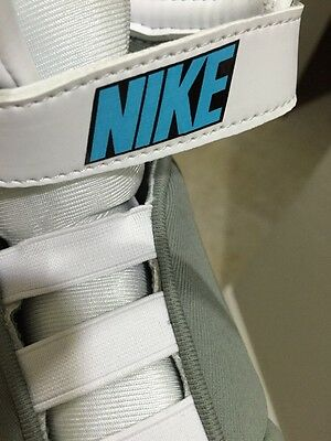 Back to the Future Air MAG Upgrade straps decal HiQuality Permanent WaterProof