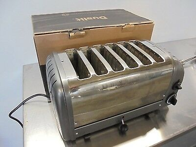 Commercial Catering Dualit 6 Slot Toaster K4942